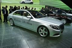 Mercedes believes in the long-term value of cars powered by hydrogen, reconfirming their commitment at the Frankfurt Auto Show.
