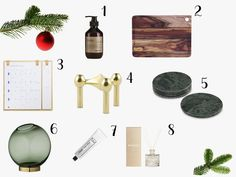 Wishlist for christmas / ideas for presents