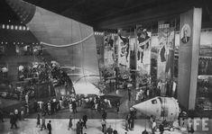 Soviet National Exhibition in New York City, 1959.