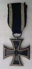MEDAILLE WW1 : CROIX de FER ALLEMANDE 1914 1918