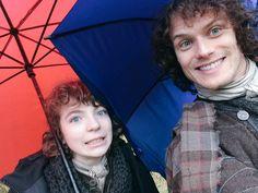 Fergus and Jamie!