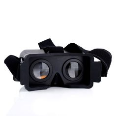 Head Mount Plastic Version 3D VR Virtual Reality Video Glasses For 4.7-6.3 inches  Smartphones Mobile phone Samsung Android IOS #Affiliate