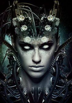 Transhumanism - H.R. Giger