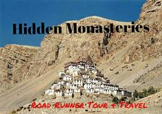 Unexplored Monasteries in India