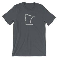 Love St Paul  MN Heart Short-Sleeve Men's/Unisex T-Shirt