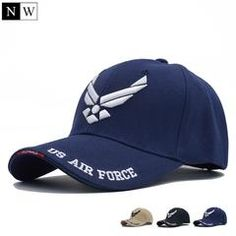 Casquette Baseball US Air Force One hommes Airsoft sports Tactical Militaire