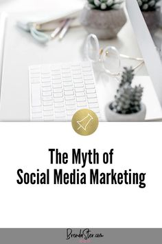 The biggest myth of social media marketing is that it's easy. But of course, there are tips and tricks to building a social marketing strategy that actually works. Don't forget to repin this for later!!