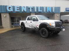 2013 Ford F-150 XLT Rocky Ridge Muddigger #liftedtruck #trucks
