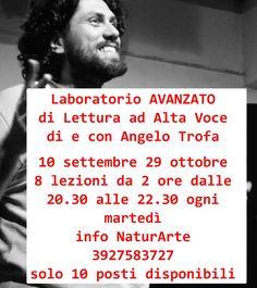 LABORATORIO AVANZATO DI LETTURA AD ALTA VOCE – CAGLIARI – 10 SETTEMBRE-29 OTTOBRE 2013