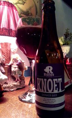 Beer, Rufus~ Knoet 8,0%vol 33cl