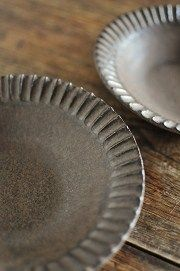 OLIOLI instrument and tool life - soup bowl expedient dimension bronze glaze 7