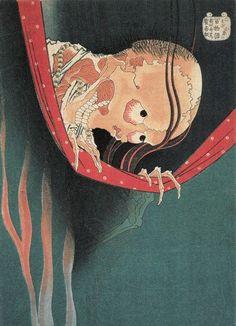 Hokusai Kohada Koheiji
