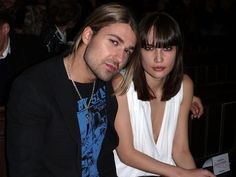 David Garrett beautiful ♥ girlfriend Tatjana Gellert
