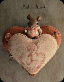 Mouse Droppings: Paula's Heart