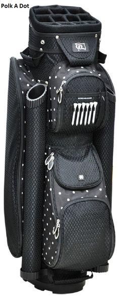 RJ Sports 2016 Boutique Cart Bag by RJ Sports Golf - Ladies Golf Cart Bags