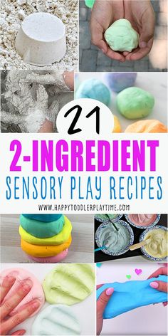 Edible Sensory Play, Sensory Play Recipes, Baby Sensory, Sensory Diet, Toddler Play, Toddler Meals, Kids Meals, Silly Putty Recipe, Oobleck Recipe
