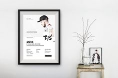 FREE @creativemarket NOW! // Invitation Flyer / Poster by BOXKAYU on @creativemarket
