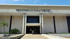 Tampa-Hillsborough County Public Library System - German Library in ...