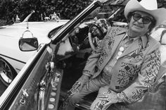 The Legendary Country Western tailor to the stars — Nudie Cohn.