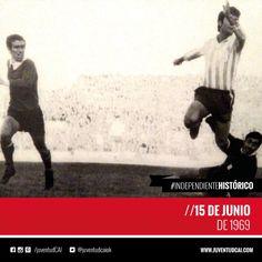 #IndependienteHistorico Fecha 20 del Metropolitano, en la Doble Visera, #Independiente derrota por 2 a 1 a Racing.