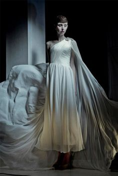 Couture Wedding gowns from Jamie Sortino