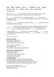 007 Service Complaint Letter Sample Complaint Letter for