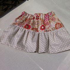 very easy summer skirt