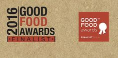 We are officially Good Food Award winners!