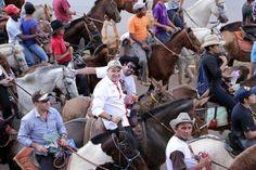 Prefeito participa da 1ª Cavalgada da Amizade em Águas Lindas