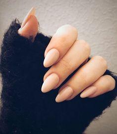 Nude nails #nails #nailart #manicure