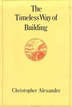 This series was recommended by one of our own landscape architects. The first of the series is The Timeless Way of Building, which is the introductory volume in the Center for Environmental Structure series. Christopher Alexander presents in it a new theory of architecture, building, and planning.