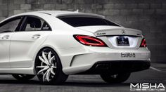 Mercedes-CLS-63-AMG-body-kit-Misha-Designs-Custom-Couture-7 - Mercedes Tuning Mag