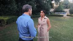 The Duchess of Sussex opened up during an emotional interview with ITV's Tom Bradby during her and Prince Harry's recent African tour. Duke And Duchess, Duchess Of Cambridge, Meghan Markle Interview, Abc Good Morning America, Royal Life, New Mums, Saint George, Prince Harry And Meghan, Documentary Film