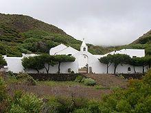 El Hierro - Santuario Insular de Nuestra Señora de los Reyes (1577).