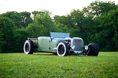 Feature Friday: Built, Not Bought 1926 RPU