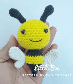 Free Amigurumi Pattern. This pattern is using US terminology. Skill level: beginner My Facebook Page Zan Amigurumi and Instagram @zancro...