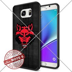 NEW Arkansas State Red Wolves Logo NCAA #1032 Samsung Note5 Black Case Smartphone Case Cover Collector TPU Rubber original by SHUMMA [Samsung Note5 Black Case] SHUMMA http://www.amazon.com/dp/B018498R5I/ref=cm_sw_r_pi_dp_ackWwb1JQF00Z