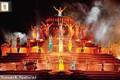 Annual Konark Festival, held in December has Sun Temple as backdrop, showcasing Indian & classical dance forms.