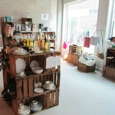 De pop-up-store bij de Raaks in Haarlem. Check de blog! #haarlem #popup #raaks