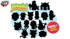 Moshi Monsters Series 7, 5 Pack Toy Review, Vivid - http://www.princeoftoys.visiblehorizon.org/moshi-monsters-toy-reviews/moshi-monsters-series-7-5-pack-toy-review-vivid/