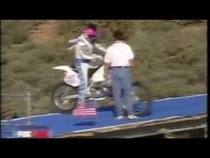 May 1999 Robbie Knievel jumps The Grand Canyon. See if he makes it. Robbie Knievel, Madness, Grand Canyon, Motorcycle, Youtube, Motorcycles, Grand Canyon National Park, Motorbikes, Engine