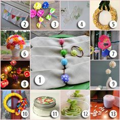 13 Ideas for Spring Craft & Garden Projects