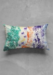 Colourful Coral Pillow 1: What a beautiful product!