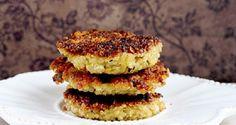 Tortillas de quinoa | Recetas para adelgazar