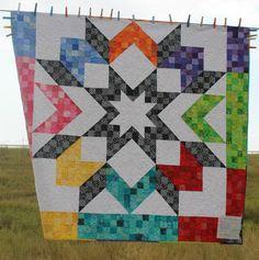 Free Buggy Barn Quilt Patterns | Star Light, Star Bright Quilt ... : free buggy barn quilt patterns - Adamdwight.com