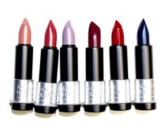 Make Up For Ever Artist Rouge Lipsticks C105, C211, C502, C506, C603, M401
