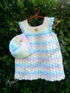 The Jocelyn Crochet Toddler Tunic
