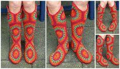 hexagon Boots