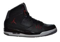 Jordan SC 1 Men's Basketball Shoes Black/Red/Grey on Sale