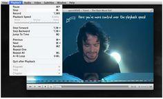 Cómo ver vídeos de Youtube o Vimeo en cámara lenta o cámara rápida